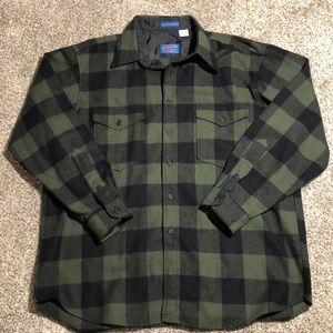 Pendleton Outdoorsman Wool Shirt